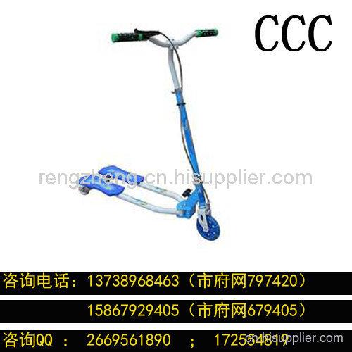 兒童滑板車蛙式車CCC認證
