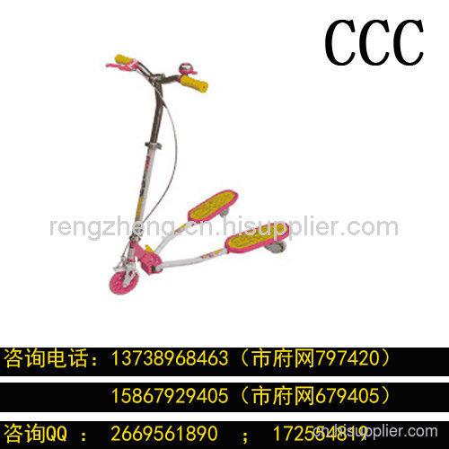 擺擺樂滑板車認證