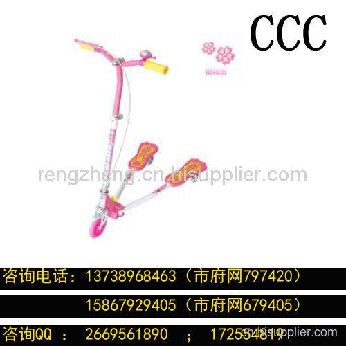 CCC認證兒童滑板車