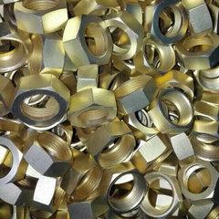 黄铜空心螺母