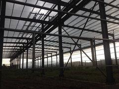贵阳钢架结构厂房设计