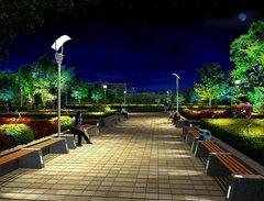 西安夜景照明