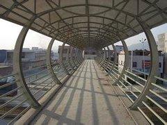贵阳钢结构天桥施工