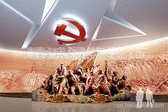 展览馆展厅——陕西抗纪念馆