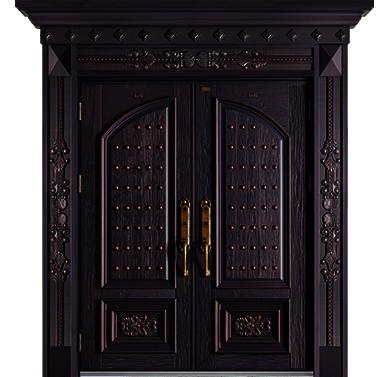 雅帝乐铝木装甲门