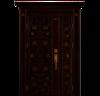 雅帝乐精雕铝木门