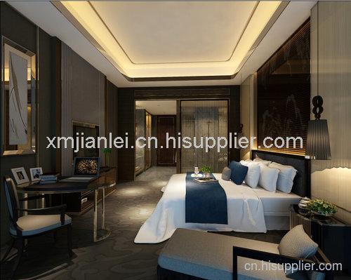 德泰酒店标准单床房