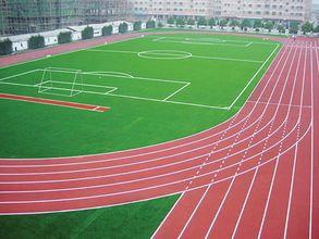 贵州塑胶跑道地坪