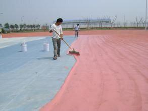 贵州球场地坪施工