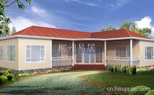广西别墅村风景图片