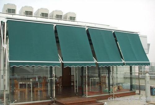 柳州门面雨篷安装