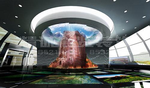 展览馆展厅——火石寨博物馆