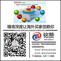西安网络推广外包价钱便宜