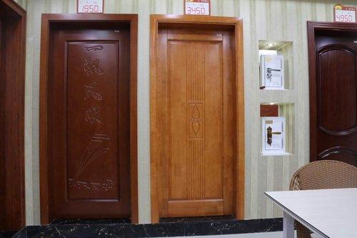 贵阳室内钢木门