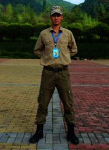 刘教练(户外必威体育手机版本高*培训师)
