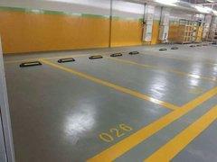 都匀停车场地坪施工