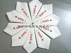 南宁口碑好的方巾纸批售|南宁印花方巾纸