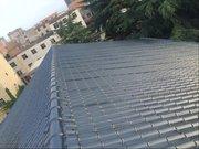 西安工人疗养院屋面仿古改造项目施工