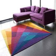 方塊地毯特點