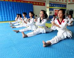 眉山跆拳道培训班