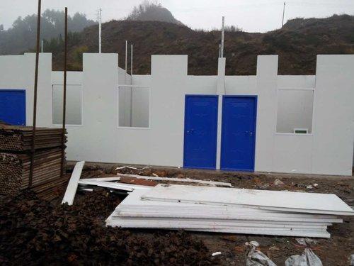 遵义活动板房工程安装