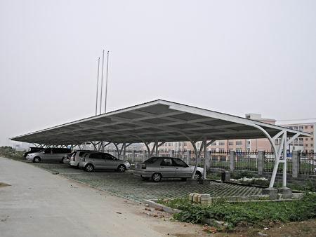 福建钢结构停车棚