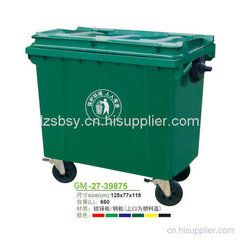 市政垃圾桶厂家