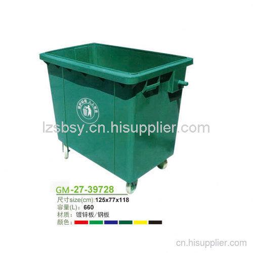 市政垃圾桶厂家现货