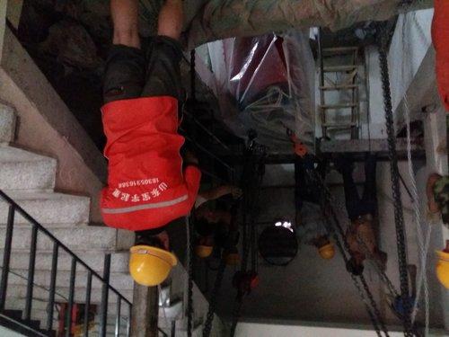设备安装就位 济南大型设备吊装起重 搬运
