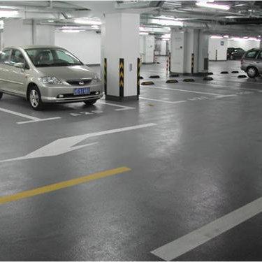 郑州停车场金刚砂地坪材料