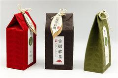 古树茶叶纸标签