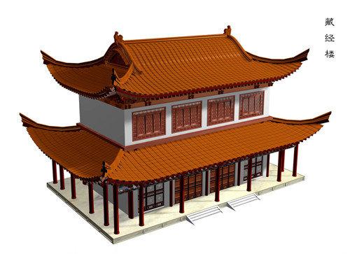西安寺庙建筑工程设计公司