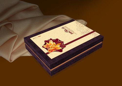 生产高档月饼包装盒生产
