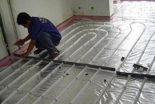 西安教程改造供暖供应库-海商网,建筑安装地暖阶魔方4图纸设施图片