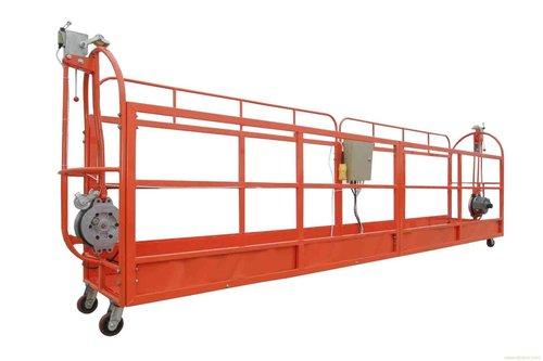 吊篮悬挂组织的装置和调整
