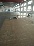 柳州金鋼砂地坪——混凝土地坪的*終處理方式