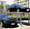 简易升降类地坑式停车场系统
