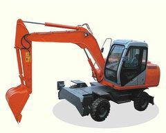 贵州轮式挖机出租