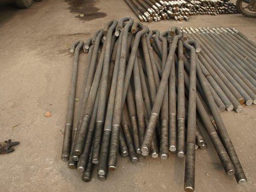 廣西地腳螺絲廠淺談地腳螺栓的作用