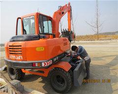 贵州轮式挖机找哪里