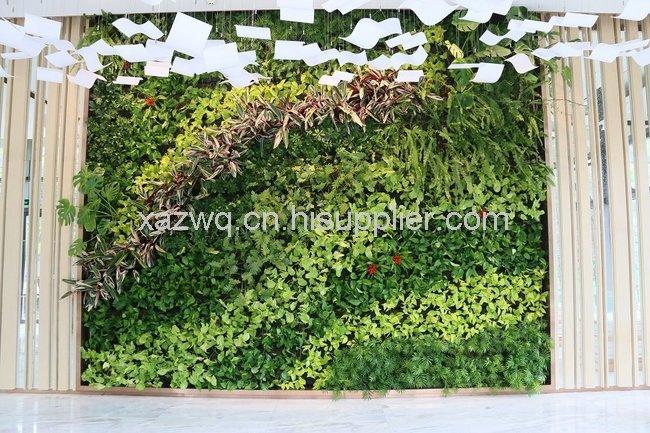 曲线景观墙手绘效果图