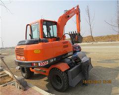 贵州轮挖公司