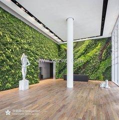 仿真西安室内植物墙
