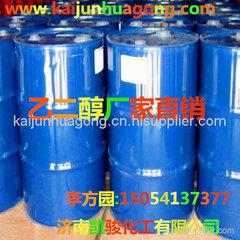 乙二醇生產廠家濟南凱駿化工防凍液乙二醇