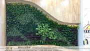 西安植物墙公司力求让城市回归自然