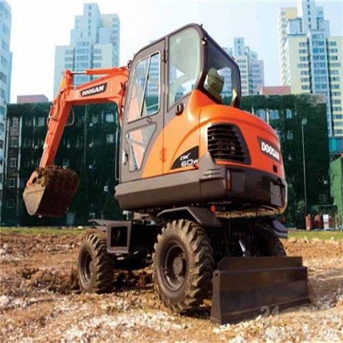 贵州轮式挖机销售报价