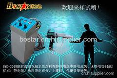 手動水性漆靜電噴涂機