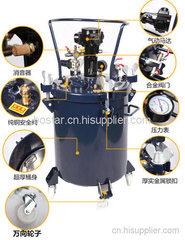 福建涂料壓力桶 涂料輸送桶生產廠家