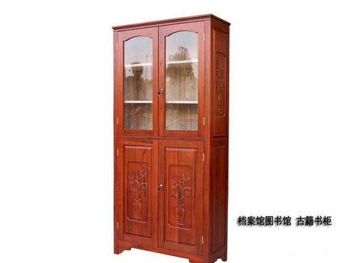 香樟木古籍书柜订做厂家