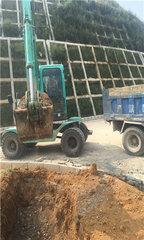 贵州轮式挖机租赁价格